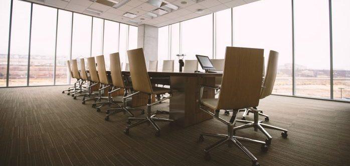 Möbler och inredning för företag