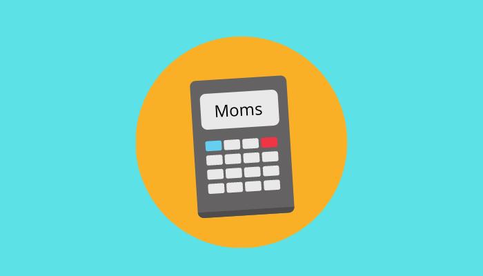 Räkna moms - kalkylator