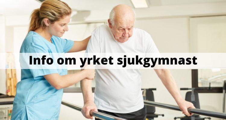 lön sjukgymnast / fysioterapeut